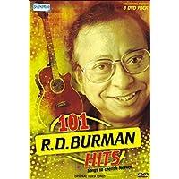 Ecommbuzz 101 R.D.Burman Hits (3DVD Pack)Box set, NTSC, movie DVD