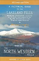 Pictorial Guide to the Lakeland Fells, Alfred Wainwright, Second edition - 6 - The North Western Fells