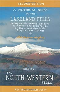 The North Western Fells, Second Edition (Wainwright Pictorial Guide to the Lakeland Fells)