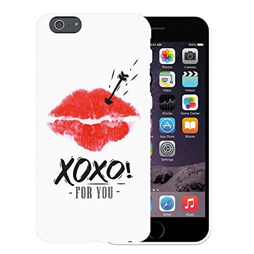 iPhone 6 Plus | 6S Plus Hülle, WoowCase Handyhülle Silikon für [ iPhone 6 Plus | 6S Plus ] Schafe und Regenbogen in den Wolken Handytasche Handy Cover Case Schutzhülle Flexible TPU - Transparent Housse Gel iPhone 6 Plus | 6S Plus Transparent D0497