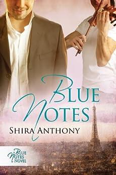 Blue Notes (English Edition) par [Anthony, Shira]