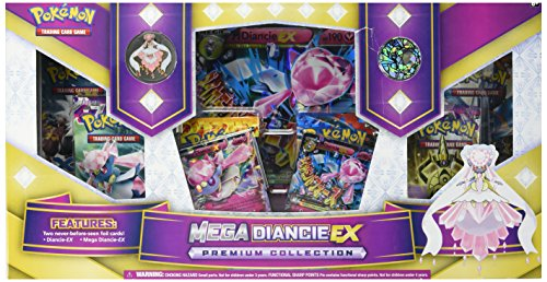 Pok�©mon Mega Diancie EX Premium Collection Box