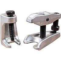 CCLIFE 2 piezas universal extractor de rótula,18mm y 20mm de apertura de la boca.Rótula barra de acoplamiento Extractor