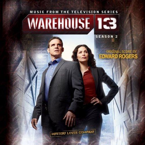 Preisvergleich Produktbild Warehouse 13 Season 2 [Score]