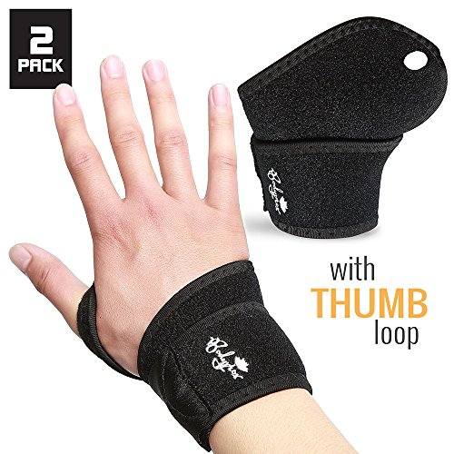bodyprox Handgelenkbandage 2Pack -
