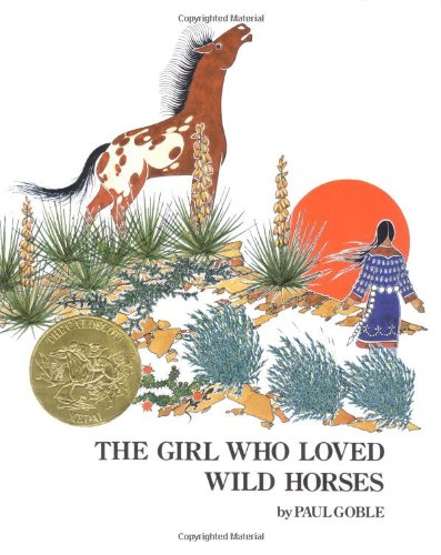 The Girl Who Loved Wild Horses (Richard Jackson Books (Atheneum Hardcover))