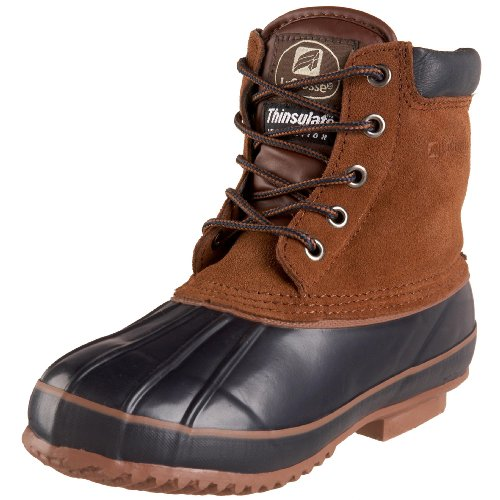 LaCrosse 5-Eyes Leather Pac, wasserdicht, 200g Thinsulate, Gr. 37,5 Lacrosse Womens Pac Boots