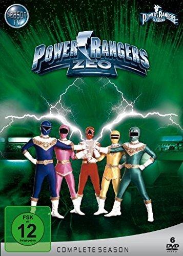 Power Rangers - ZEO: Complete Season [6 DVDs]