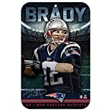 WinCraft NFL NEW ENGLAND PATRIOTS Locker Room Schild