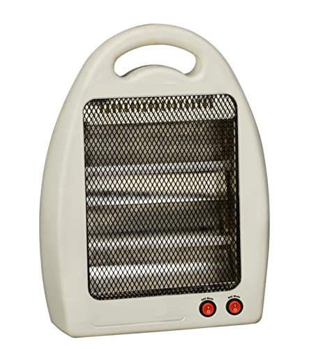 XODI Room Halogen Heater with 2 Heating Element & Settings | 220-230v 50/60hz 1200w ||K-001
