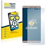 BROTECT AirGlass Protector Pantalla Cristal Flexible Transparente para Cubot X15 Protector Cristal Vidrio - Extra-Duro, Ultra-Ligero, Ultra-Claro