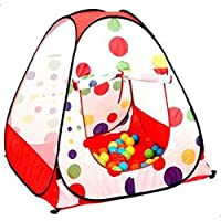 Play Kids Tent With 50 balls