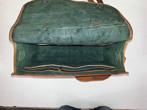 "Messenger of Leather , Borsa Messenger  marrone Brown 11"" x 15"" x 4"" Brown"