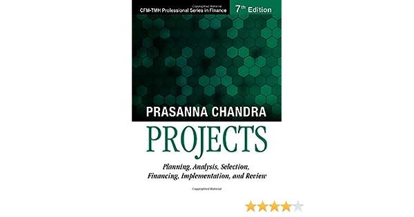 PRASANNA CHANDRA PROJECT MANAGEMENT PDF DOWNLOAD