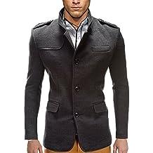 betters tylz Remon abrigo de invierno para hombre Tiempo libre Business abrigo chaqueta 2colores Tallas (M–XXL)