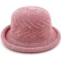 Sombrero - Sombrero femenino de mediana edad Primavera y otoño Sombrero de sol al aire libre Sombrero de sol Sombrero de lavabo Sombrero de sol al aire libre de mediana edad (Selección de estilo múlti