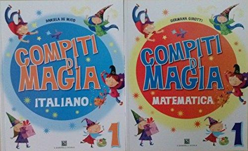 Compiti di Magia Italiano 1 + Compiti di Magia Matematica 1