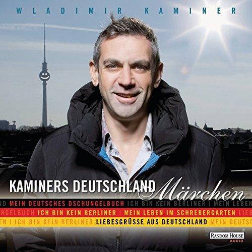 dschungelbuch hoerbuch Kaminers Deutschland - Märchen: Mein deutsches Dschungelbuch - Ich bin kein Berliner - Mein Leben im Schrebergarten - Liebesgrüße aus Deutschland                    -