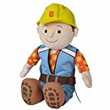 Bob Plush Figure | Bob the Builder | 25 cm | Soft Toy | Softwool Material