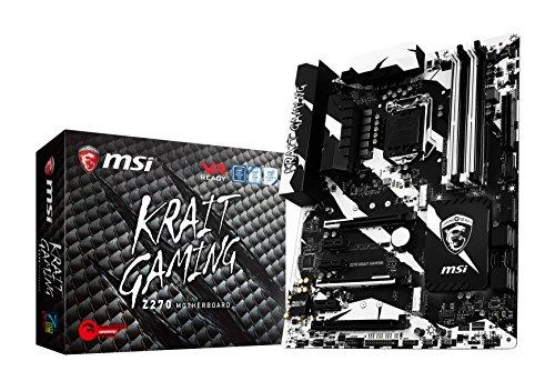 MSI performance Gaming Intel Z270DDR4HDMI USB 3Mini-ITX scheda madre ATX
