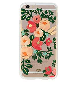 Rifle Paper Co - Peach Blossom Clear Case - iPhone 6
