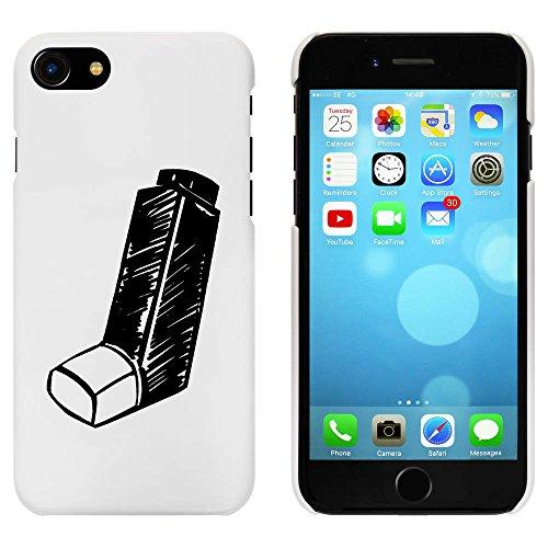 Azeeda Weiß \'Medizinischer Inhalator\' Hülle für iPhone 7 (MC00081792)