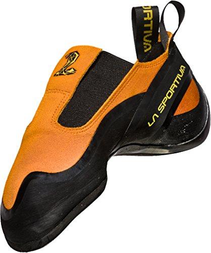 La Sportiva Unisex-Erwachsene Cobra Orange Kletterschuhe, 000, 38.5 EU