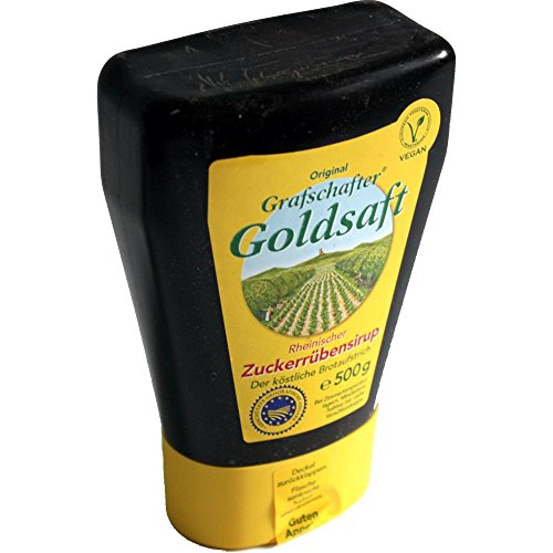 Grafschafter Goldsaft Zuckerrübensirup, Spenderflasche (1x 500 Gramm)