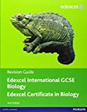 Edexcel International GCSE (IGCSE) Biology Revision Guide with Student CD