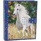 Horses Dreams (sueños caballos) 4423 – Diario con código y sonido diseño 2