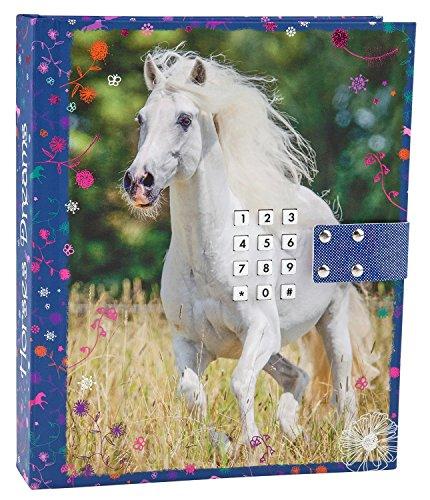 Horses Dreams 4423 - Tagebuch mit Code und Sound Motiv 2