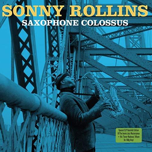 Saxophone Colossus-180g 2lp Gatefold [Vinyl LP]