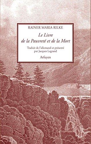 Le livre de la pauvret et de la mort