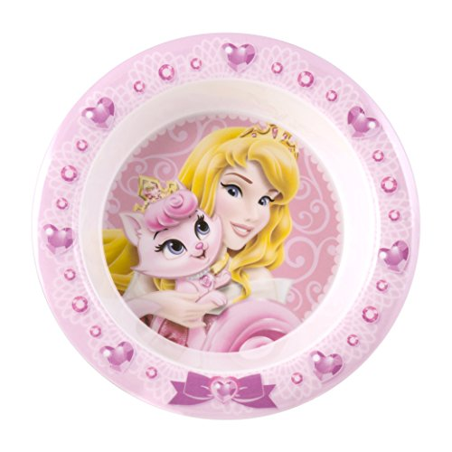Home Disney Princess e Pet Piatto Pappa