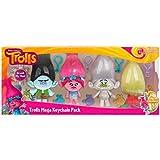 Trolls - 34051 - Porte-Clés - 4 Pack