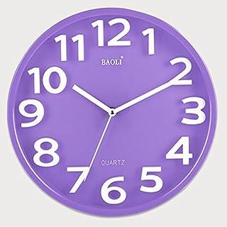 CGN Arbeiten Sie Einfache Wanduhr Schlafzimmer Schlafzimmer Mute Clock  Große Tabelle Zu Den Drei Moderne Linked