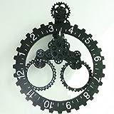Triangle de Triangle D'Engrenage de Salon Continental Accrochant L'Horloge Mécanique de Vitesse de Calendrier D'Engrenage,B