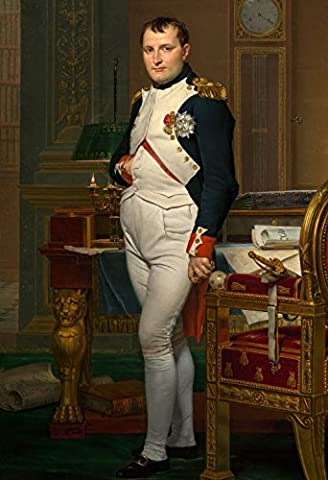 Jigsaw Puzzle 12 pieces - XXL Pieces - Jacques-Louis David: The Emperor Napoleon in his study at the Tuileries, 1812