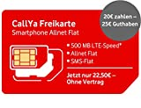 Vodafone CallYa Smartphone Allnet-Flat, 25 ? SGH