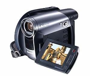 """Samsung VP-DC171 caméscope CCR DVD CAM 800K ecran 2.5"""" LCD Zoom Optique/Numérique 34x/1200x stabilisé"""