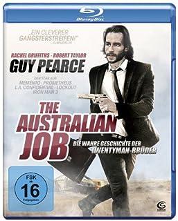 The Australian Job ( The Hard Word ) (Blu-Ray)