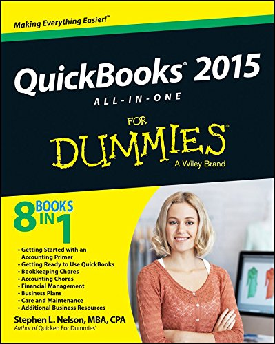 [(QuickBooks 2015 All-in-One For Dummies)] [By (author) Stephen L. Nelson] published on (January, 2015)