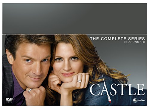 Castle Season 1-8 Boxset [UK Import]