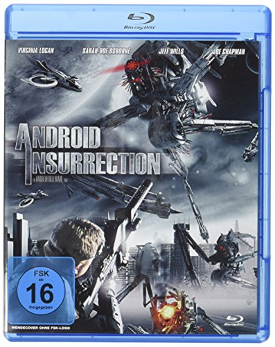 Android Insurrection (Blu-ray)