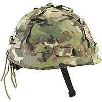 Kombat UK Children's M1 Helmet with Btp Cover