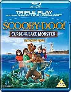 Scooby Doo: Curse of the Lake Monster - Triple Play (Blu-ray + DVD + Digital Copy) [2011] [Region Free]