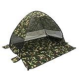 Baoblaze Tente Instantanée Abri d'urgence Kit Canopée Tente Kit de Survie Camping...