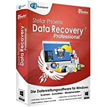 Stellar Phoenix Windows Data Recovery 7 Professional [import allemand]