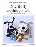 Buffy The Dog Crochet Pattern Amigurumi toy (LuttleOwlsHut)