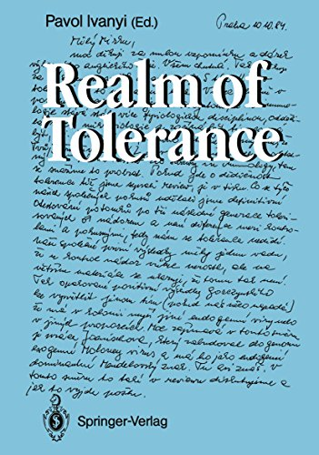 Realm of Tolerance (English Edition) -